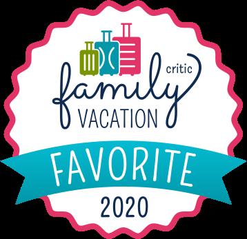 Family Vacation Critic 2020 logo